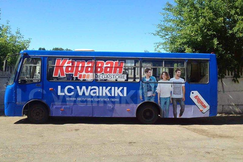 okleyka plenkoy avtobusa waikiki
