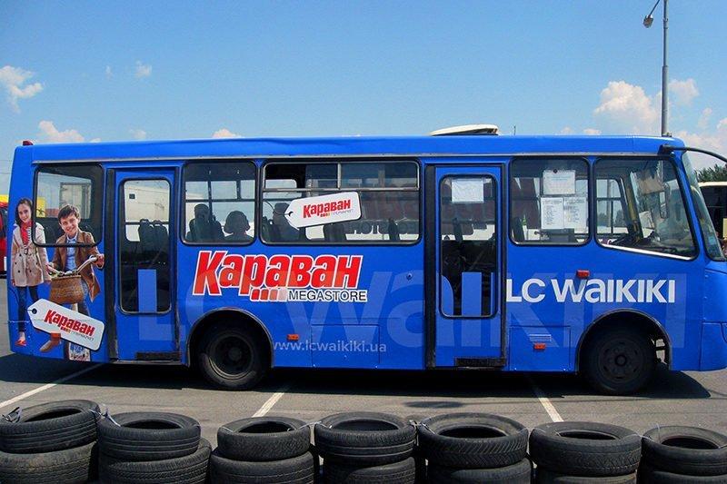 okleyka plenkoy avtobusa waikiki side