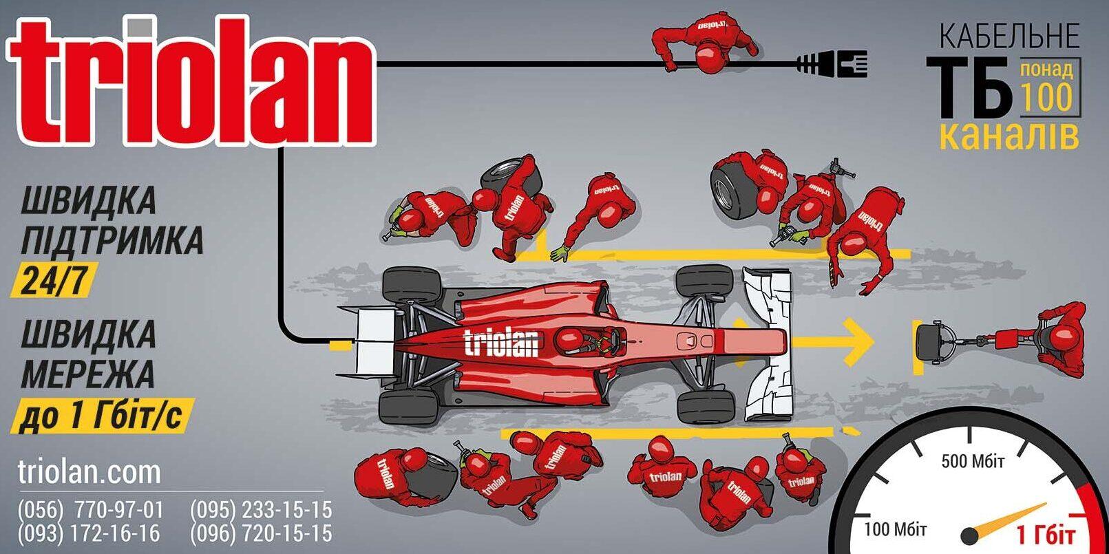 triolan 6x3 1